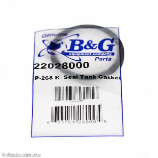 B&G Empaque Tapón P-268