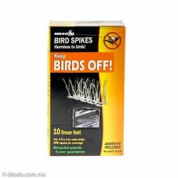 Sistema de Puntas Anti-aves