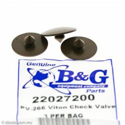 B&G Válvula Check PV-266
