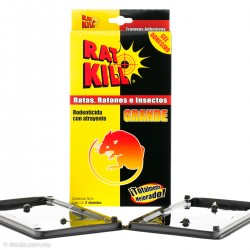 Charola Rat Kill GDE